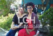 Las docentes Rosa Cecilia Rua y María Mónica Romero, las profesoras que están innovando en el enseñar a sus estudiantes.