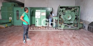 Maquinas para la empresa de textiles que tendrá Maicao.