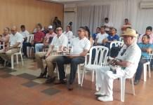 Aspecto del conversatorio realizado en la mañana de este martes en Riohacha, sobre las ventajas de usar GNC.