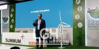 El ingeniero de petróleos Felipe Gamboa, asegura que la energía eólica será de mucho beneficio para La Guajira.