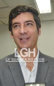 Félix Antelo, presidente de Viva Air.