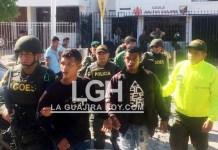 Jeison Camacho Peñaloza y Leiner Dionisio Calderin Arroyo, fueron condenados como coautores a 30 años de cárcel por la muerte de Hilary Rodríguez, menor asesinada el pasado 2 de octubre del 2017.