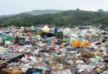Basurero del relleno sanitario Regional de Almapoque, en zona rural del municipio de Fonseca, fue objeto exhaustiva revisión, porque afirmaban que ahí depositaban los tarjetones de las elecciones de Barrancas.