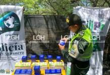 Productos de belleza que habían ingresado de manera ilegal a Colombia fueron decomisados en La Guajira.