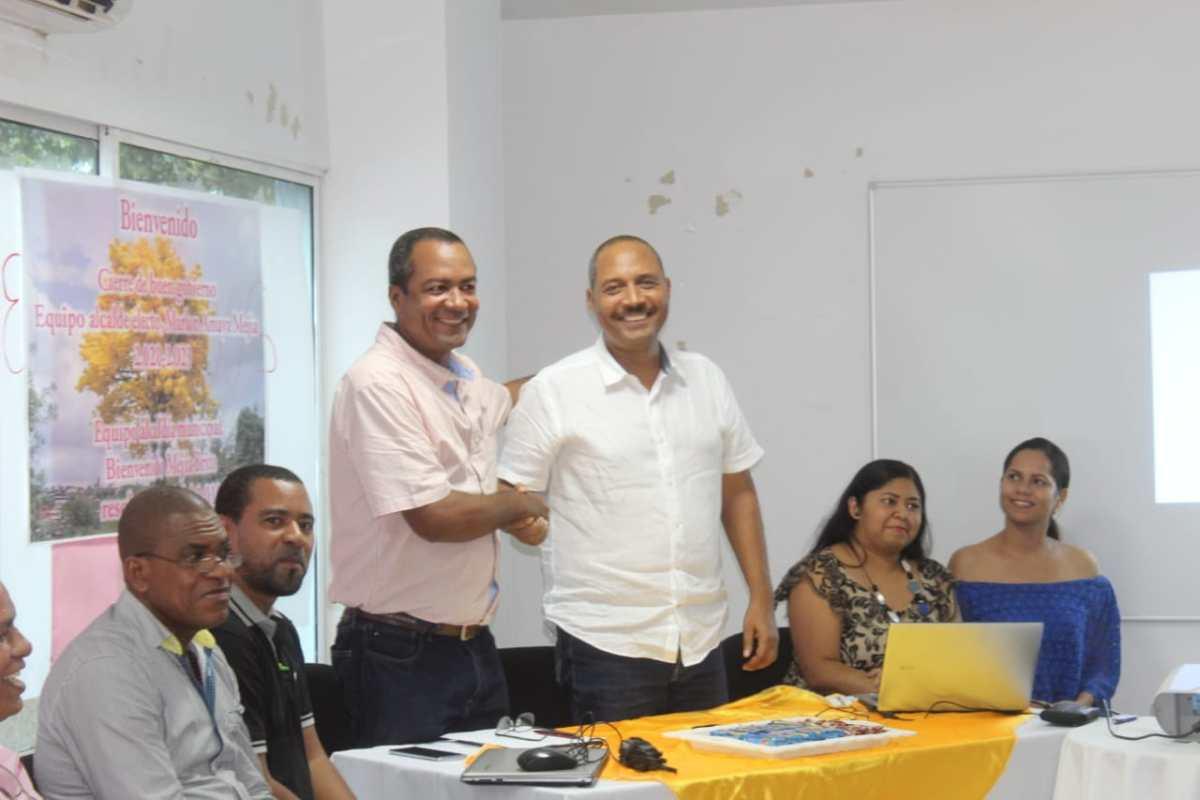 Avanza comisión de empalme entre alcalde de Dibulla, Bienvenido Mejía y alcalde electo Marlon Amaya - La Guajira Hoy.com