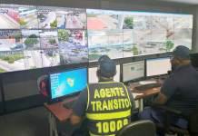 Con la ayuda de las cámaras de seguridad, el secretario de Gobierno, Ronal Gómez García, junto con la Policía y el Instramd, lograron identificar a las motocicletas que le harán comparendo electrónico.