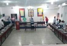 En la mañana de ayer sesionaron los concejales de Maicao, su último periodo legislativo del 2019.
