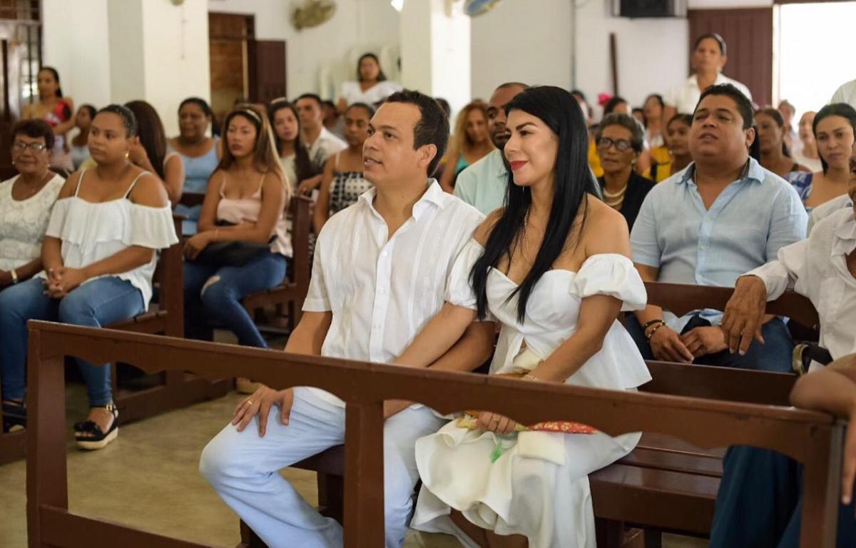 Alcalde electo de Hatonuevo, da gracias a Dios por triunfo - La Guajira Hoy.com