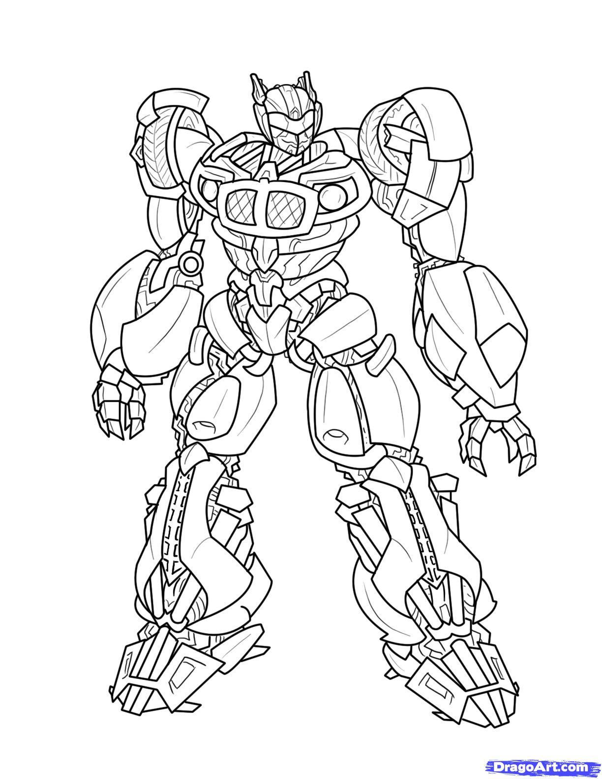 135 Dessins De Coloriage Transformers A Imprimer Sur Laguerche