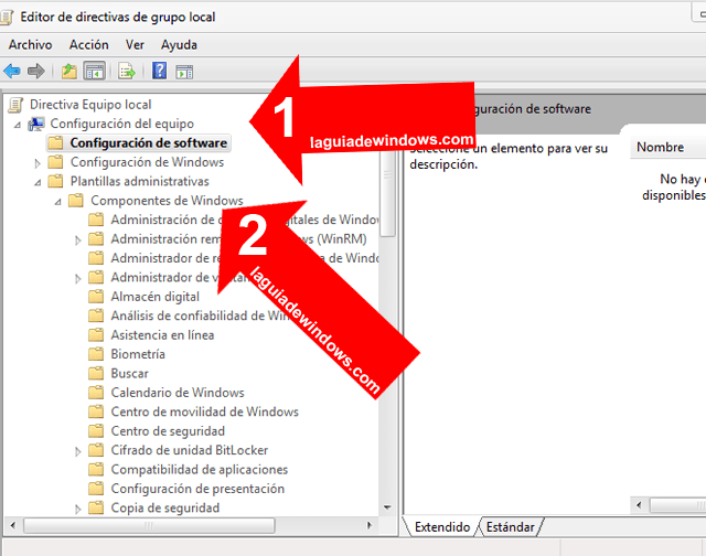 Desactivar Autoplay