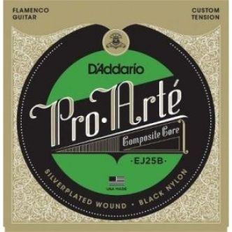 D' Addario - EJ25B, las mejores cuerdas de guitarra flamenca