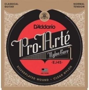 D'Addario EJ45 ProArté, las mejores cuerdas de guitarra flamenca