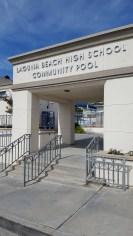 Welcome to Laguna Beach High School & Community Pool!