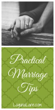 Practical Marriage Tips from a Counselor | Laguna Lane