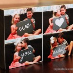 DIY Wood Photo Block – A Unique and Personal Gift!