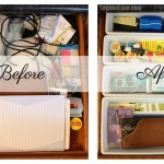 Drawer Organization on the Cheap!