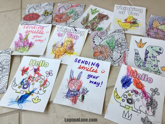 Cards for Nursing Home Service | Laguna Lane