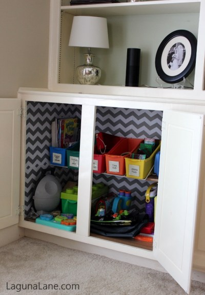 Toy Organization - Maximize Your Storage! | Laguna Lane