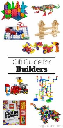 Building Gift Guide for Kids - Build, Engineer, & STEM | Laguna Lane