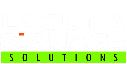 Logo Laguna Signs
