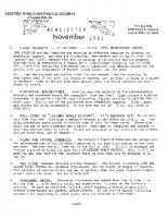 1981_11_Newsletter