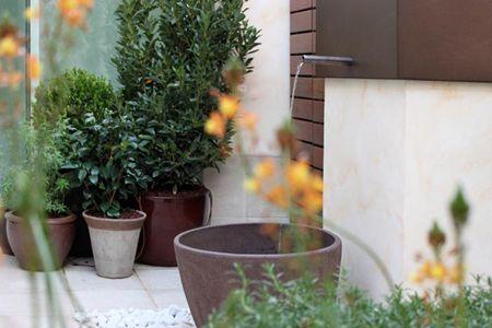 fuente para jardin