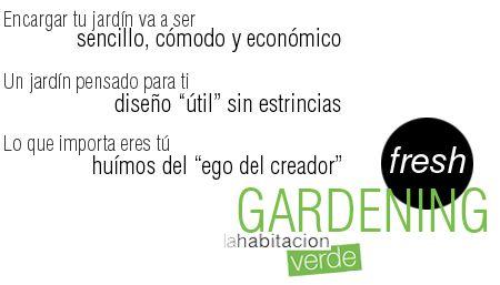 manifiesto diseño jardines paisajismo fresh gardening