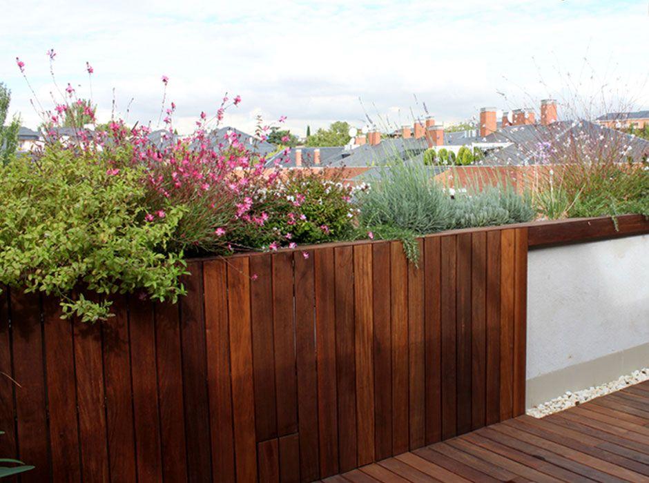 La Habitación Verde – Terraza Encinar de la Moraleja