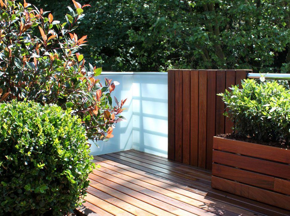 Jardines en Terrazas | La Habitación Verde