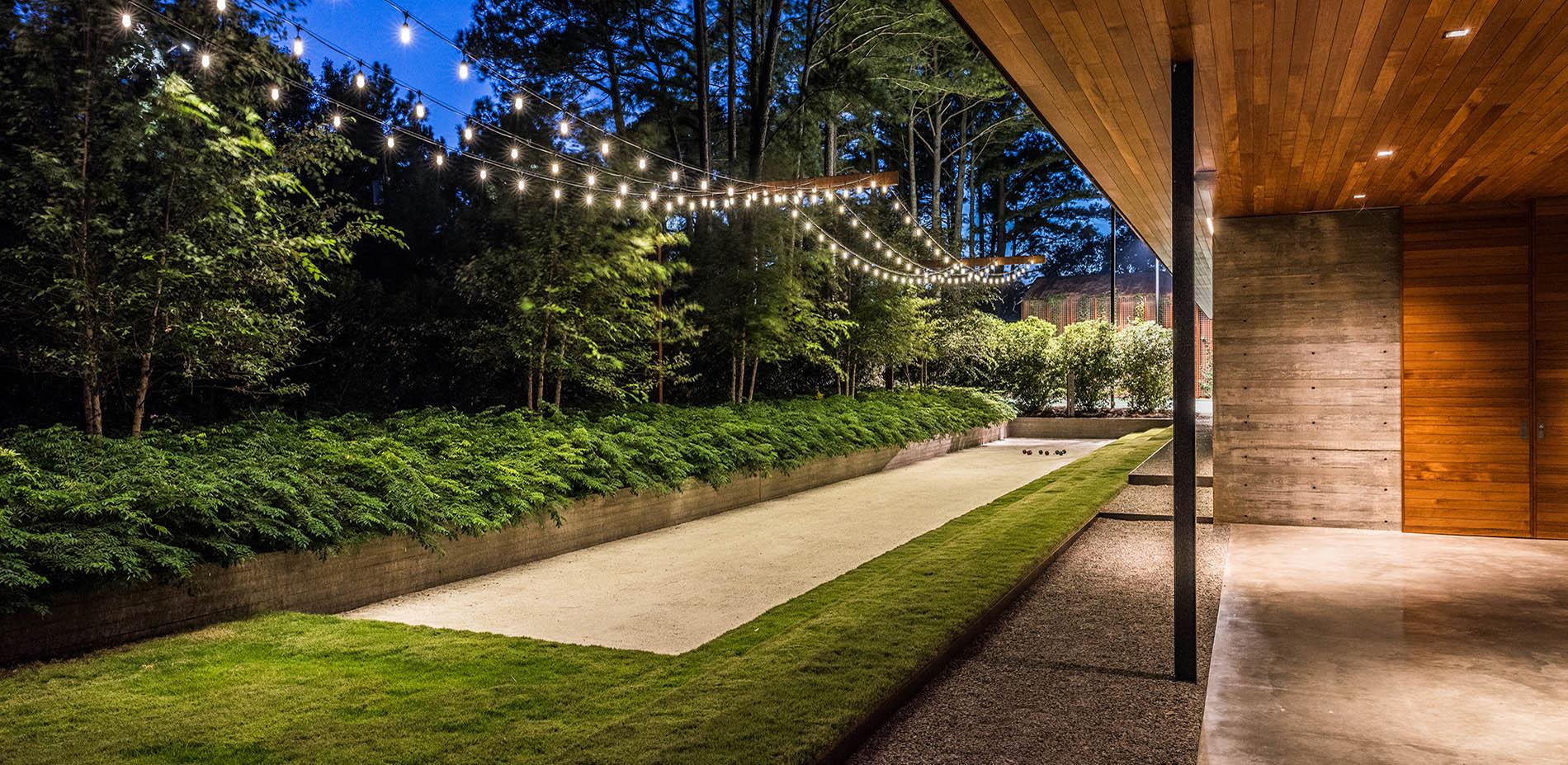 diseño jardin texas