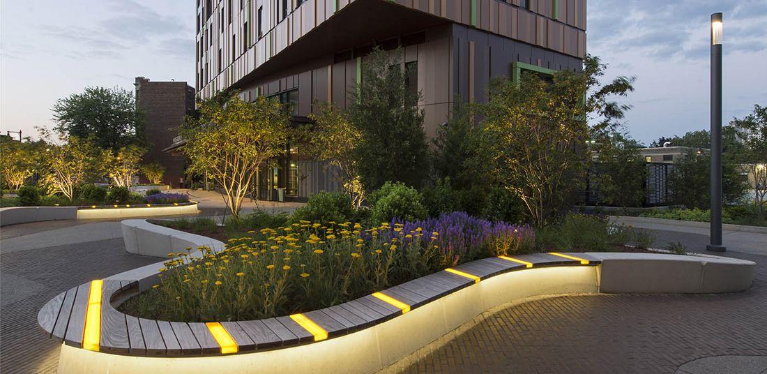 Los mejores proyectos de jardines americanos la for Proyectos de jardines