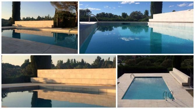 Jardines y piscinas de diseño 2016