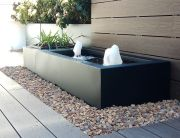Fuente para jardín moderna