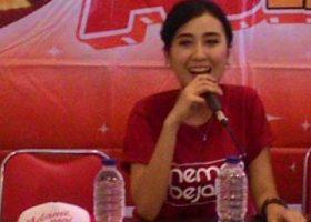 Melanie Mooi - Penyanyi Cumi Rebus ( Calon Suami Rekening Bagus)