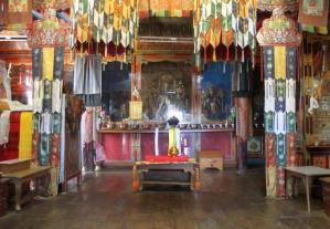 A Buddhist Monastery