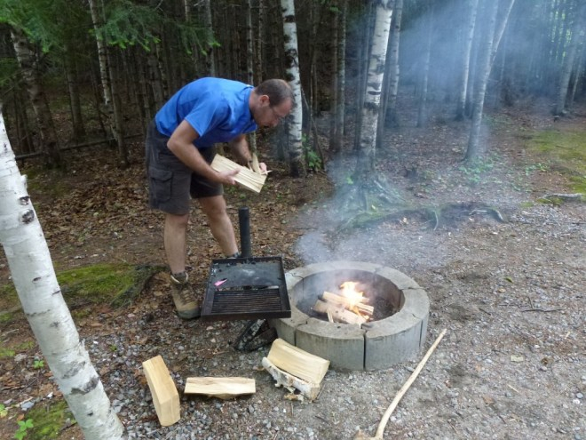 Camping Baie Eternité
