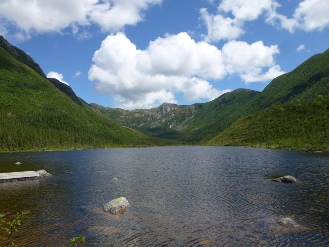 Parc de Gaspésie - Lac aux Americains