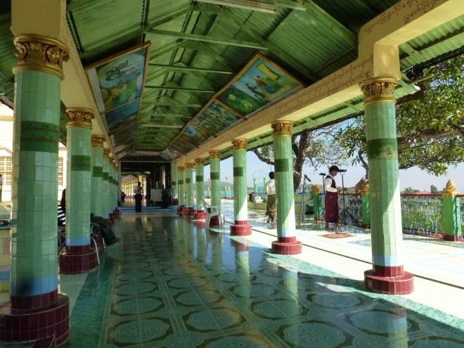 Colline de Sagaing