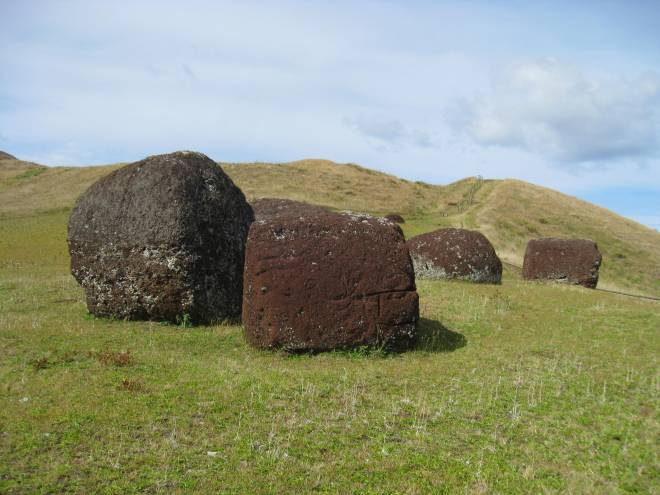 Pukao, Puna Pau - Ile de Pâques