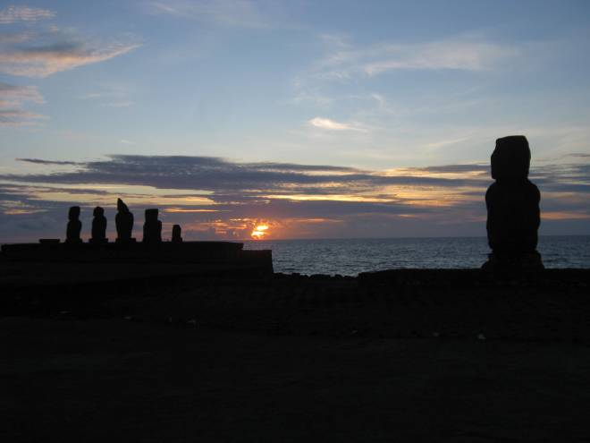 Tahai - Ile de Pâques
