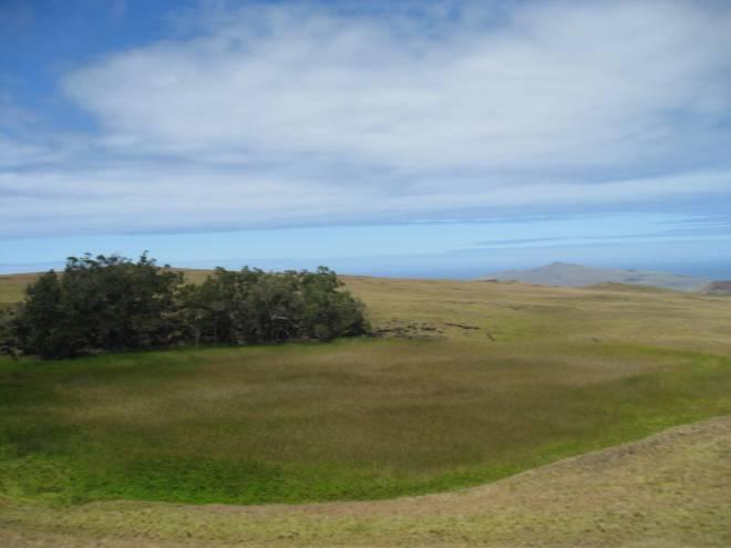 Volcan - Ile de Pâques
