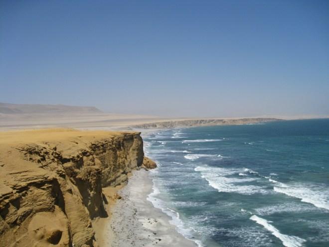 Réserve de Paracas Pérou
