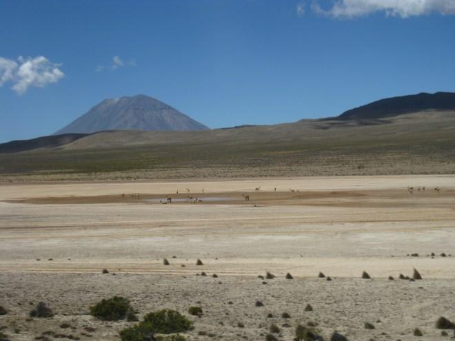 Alentours d'Arequipa - Pérou