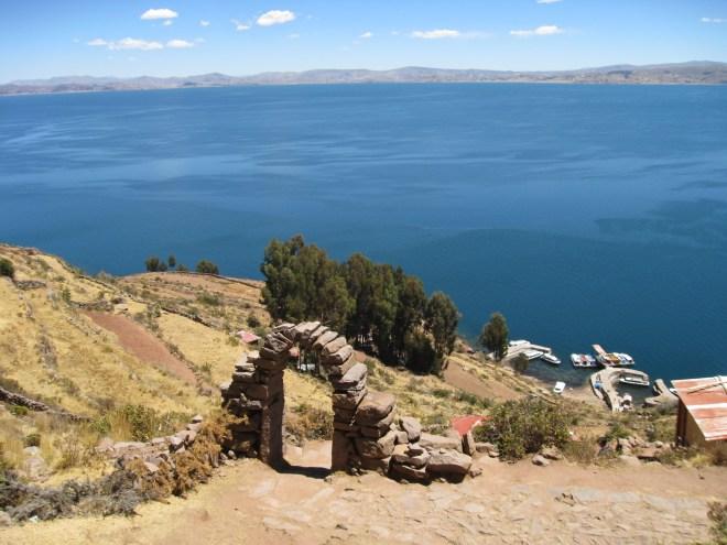Taquile - Lac Titicaca - Pérou