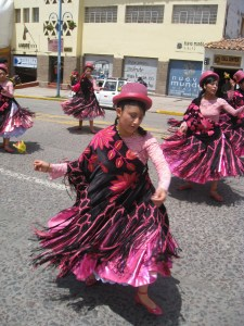Fête de la Virgen del Rosario - Cuzco - Pérou