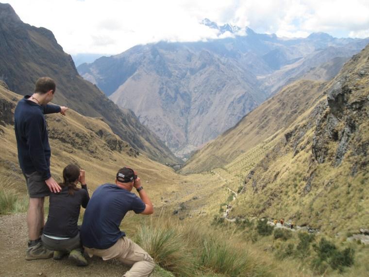 Col de la femme morte - Camino Inca - Pérou