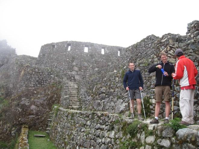 Sayaqmarka - Camino Inca - Pérou