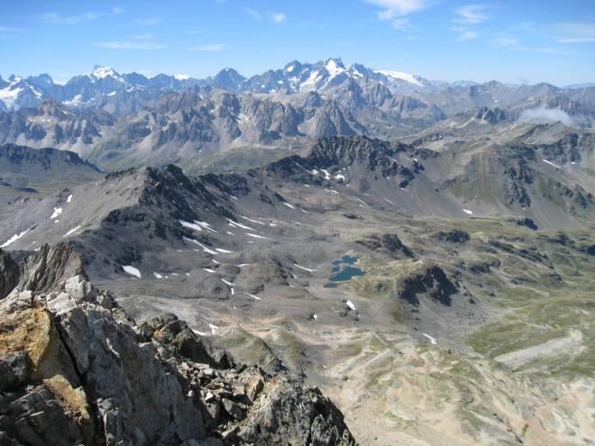 Vue depuis le Mont Thabor