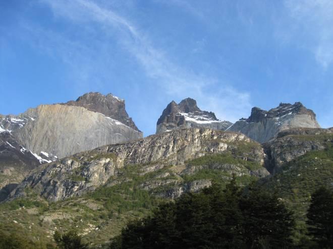 Los Cuernos, Torres del Paine - Patagonie