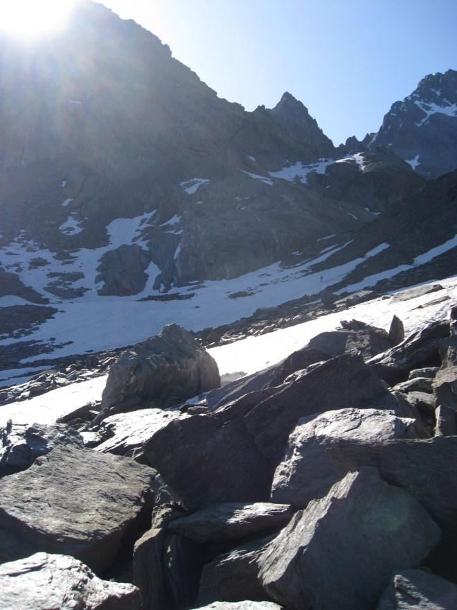 Col de Vallante - Viso